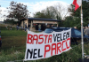 Territorio - Manifestazione anti-discarica (Foto internet)
