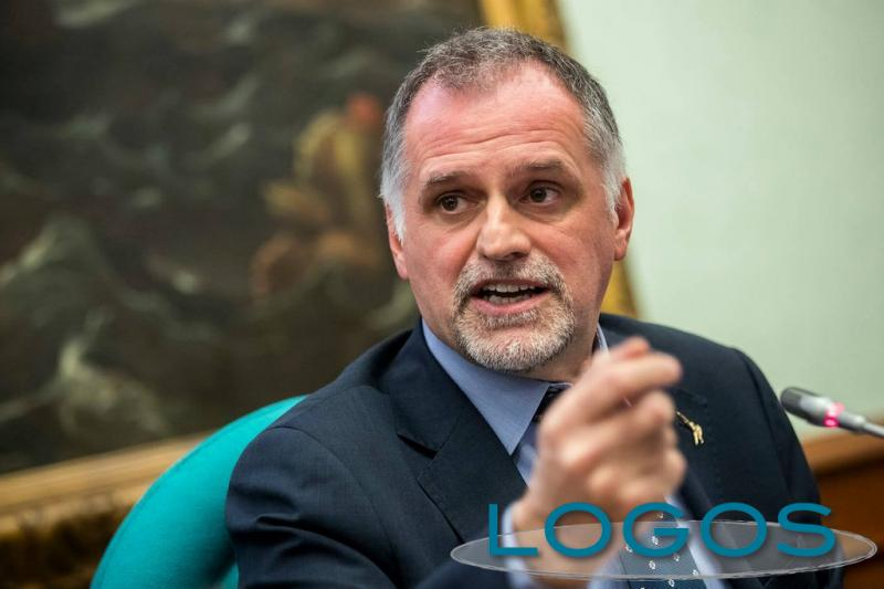 Politica - Il ministro Massimo Garavaglia