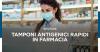 Salute - Tamponi antigienici rapidi in farmacia (Foto internet)