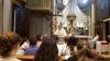 Castelletto - Don Giampiero Baldi celebra una Messa