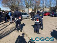 Territorio / Scuole - Controlli anti-Covid fuori da scuola
