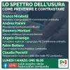 Milano - 'Lo spettro dell'usura'
