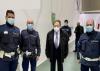 Milano / Salute - Vaccinazioni Polizia locale (Foto internet)