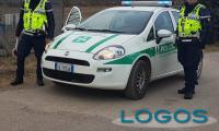 Castano - Polizia locale (Foto d'archivio)