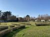 Cuggiono - Villa Annoni, l'area del giardino inglese