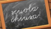 Scuole - Scuola chiusa per Covid (Foto internet)