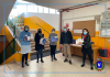 Vanzaghello - Mascherine donate alla scuola