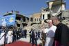 Sociale - Papa Francesco e il viaggio in Iraq (foto da Internet)
