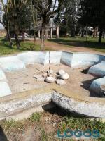 Mesero - Una delle fontane al centro dell'attenzione