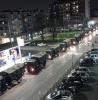 Bergamo - Camion per le vittime del Covid-19