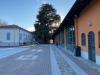 Cuggiono - Area vetrate di Villa Annoni