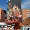 Territorio - Il San Sebastiano davanti all'ospedale di Circolo di Varese