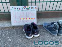 Cuggiono - Protesta per la DAD.3