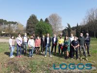 Buscate - Nuovi alberi al Pratone