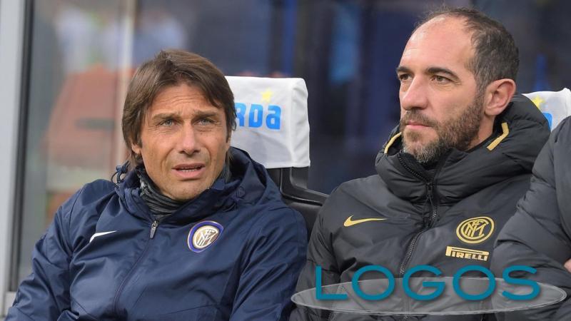 Sport - Cristian Stellini con Antonio Conte (Foto internet)