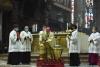 Milano - L'Arcivescovo Delpini benedice il Crisma