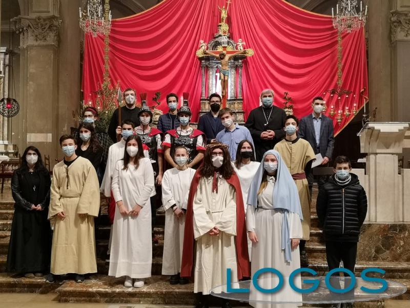 Inveruno - Via Crucis animata 2021