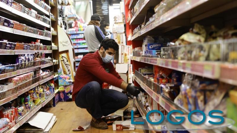 Commercio - Dipendente supermercato (Foto internet)