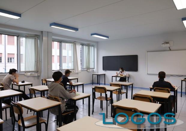 Scuole - A scuola durante il Covid (Foto internet)