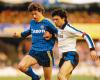 Sport - Domenico Volpati con la maglia del Verona (Foto internet)