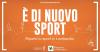 Sport / Creditizio - 'E' di nuovo sport'