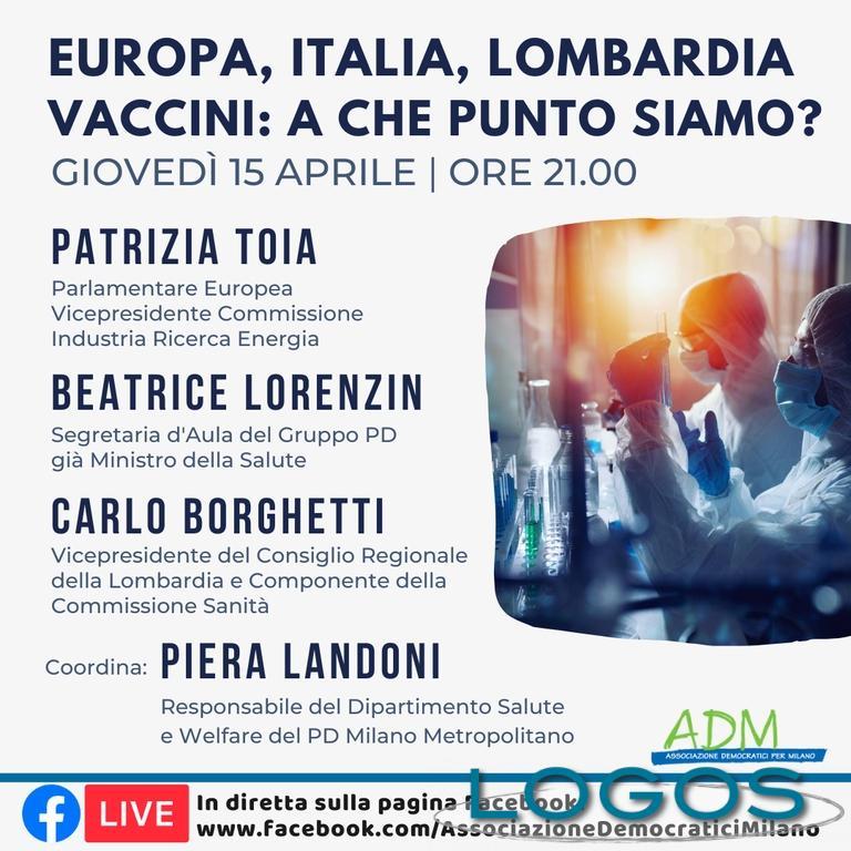Eventi / Milano - 'Vaccini: a che punto siamo?'
