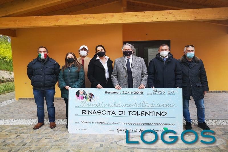 Milano / Attualità - L'assessore Magoni torna a Tolentino