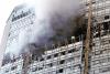 Milano - L'incidente al Pirellone (Foto internet)