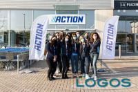 Vanzaghello - Inaugurazione di 'Action'