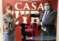 Sport - Lucia Bosetti alla UYBA