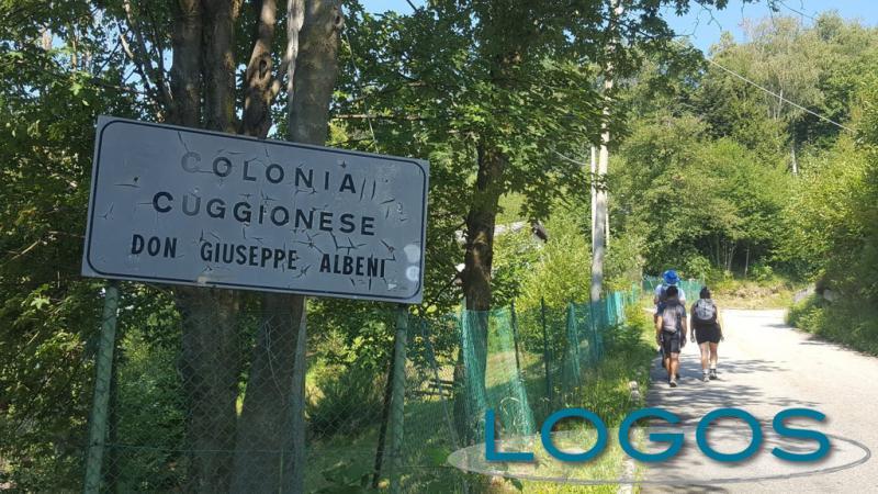 Cuggiono - Colonia Don Giuseppe Albeni Miazzina