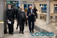 Malpensa - L'Arcivescovo di Milano in visita a Malpensa