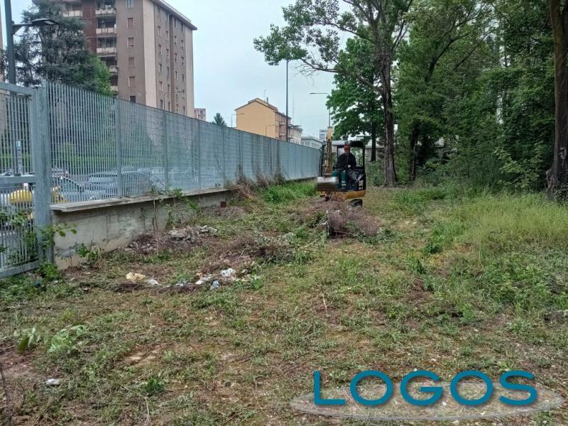 Milano - Lavori in viale Monza