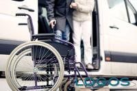 Sociale - Trasporto disabili (Foto internet)