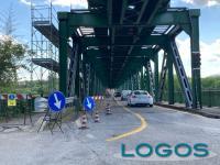 Turbigo / Galliate - Il ponte di ferro sul Ticino