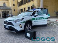 Castano - Un nuovo veicolo per la Polizia locale