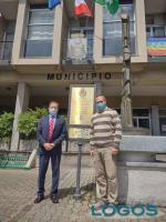 Arluno - Console argentino in visita ad Arluno