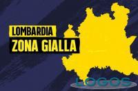 Territorio - Lombardia in 'zona gialla' (Foto internet)