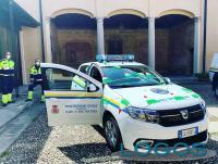 Turbigo - Nuova auto per la Protezione civile