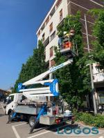 Turbigo - Lavori impianti di illuminazione