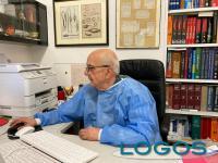 Castano - Franco Gaiara, medico di base oggi in pensione