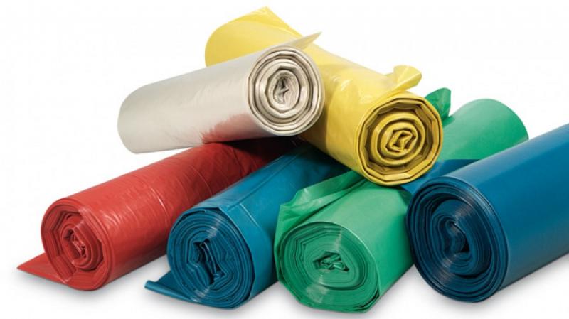 Ambiente - Sacchi raccolta rifiuti (Foto internet)