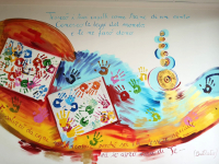 Magenta - La Cura, frasi di Battiato al Fornaroli