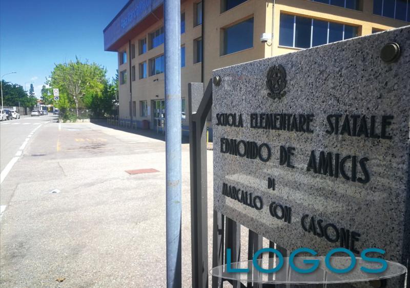 Marcallo - Scuola