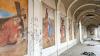 Castano Primo - Via Crucis di Gaetano Previati al cimitero