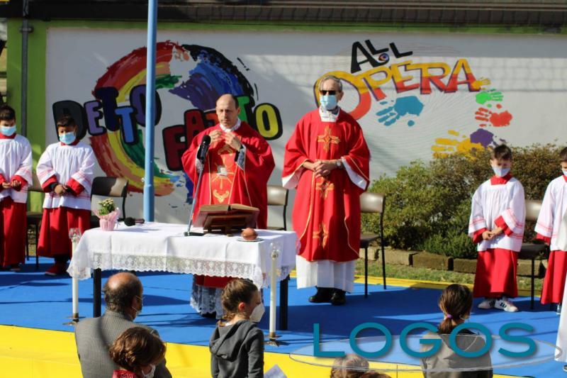 Arconate - Don Ferdinando e don Giancarlo