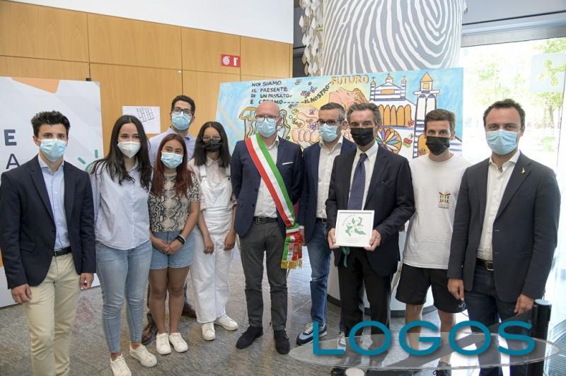 Milano - 'La Lombardia è dei giovani'