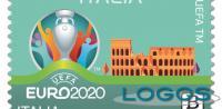 Sport - Francobollo 'Uefa Euro 2020'