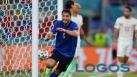 Sport - Locatelli dopo uno dei due gol alla Svizzera (Foto internet)