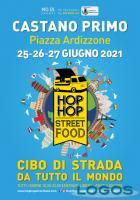 Castano / Eventi - 'Hop hop street food'